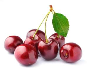 Cherries Box 250g only £1 at Iceland