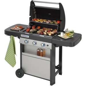 Campingaz 3 Series Classic L Barbecue £191.24 with code at Halfords (web exclusive) 15% off with code