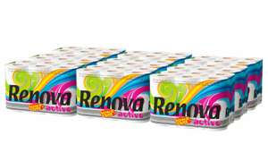108 Renova Duplex 2 ply toilet rolls £5.98 WC delivered @ Groupon
