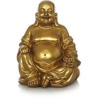 23 cms Sitting Buddha now 1\2 price £5 @ Asda C+C