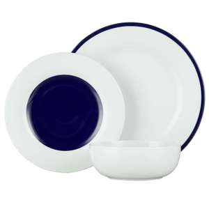 House by JL 3 piece dinnerwear set was £18 now £5, 2 cappucino glasses were £12 now £4.50 more in op @ John Lewis