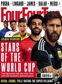 3 months of Four Four Two Magazine £1 delivered at Magazine.co.uk