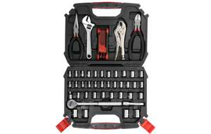 Phaze 52 Piece Mechanic Tool Set. Half price £20 from £40 @ Halfords