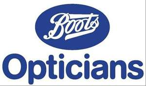 Boots free eye test - Offer available until 31 August 2018