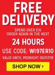 The works - FREE DELIVERY over £10 / 24 HOURS ONLY!