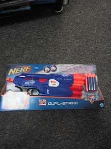 Nerf dual-strike £5.50 @ Tesco - Bedworth
