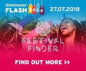 Now Live - Ticketmaster Festival Flash Sale: 2-for-1 Tickets and up to 50% off Deals