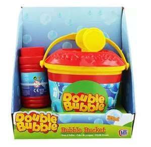 Non spill children's bubble set £2 with any purchase in store The Works