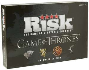 Winning Moves Game of Thrones Risk Board Game - Skirmish Edition £26.93 @ Amazon