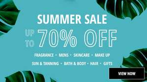 SUMMER SALE Up to 70% off Fragrance Direct !! + Additional 10% off for students