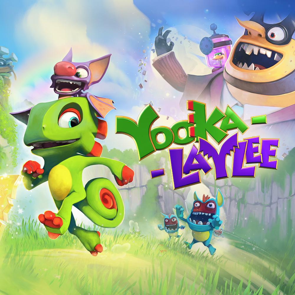 Yooka-Laylee digital eShop editon for Switch @ Nintendo eShop £26.24