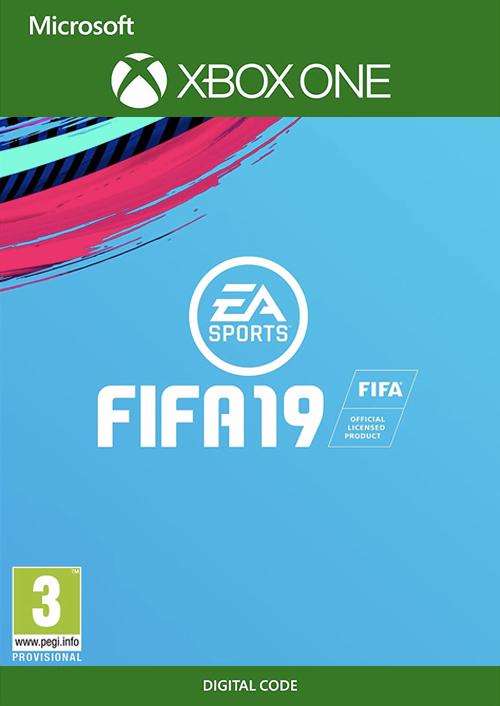 Fifa 19 Digital Xbox One £42.99 @ CDKeys