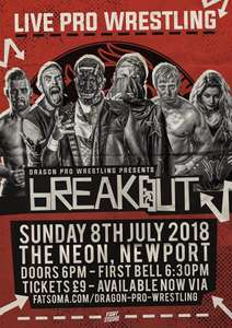 Free Pro Wrestling for NHS Staff!! Featuring WWE NXT UK Superstars!