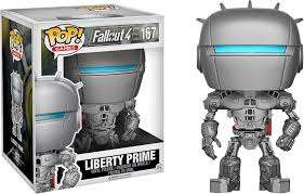 Fallout Liberty Prime Giant Pop Figure 4.99 @ Sheffield B&M