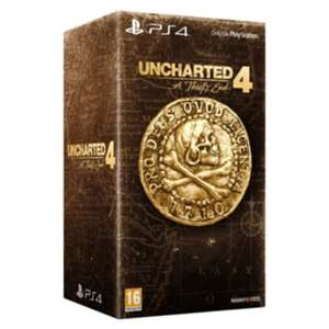 Uncharted 4: A Thief's End Libertalia Collector's Edition £36.99 @ Game