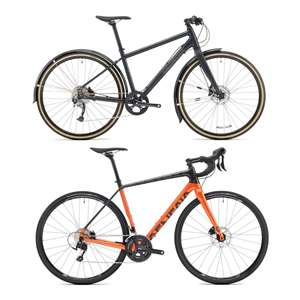 Genesis 2018 Skyline 10 City Hybrid Bike £393.99 - £399.99 / Genesis 2018 Datum 20 £1593.99 - £1599.99 @ Rutland Cycling