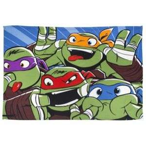 Teenage Mutant Ninja Turtles+F1049 Fleece Blanket £3.50 @ Tesco