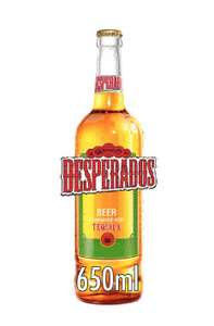 Free Desperados £2.60 (and other beers) from Tesco via Checkoutsmart