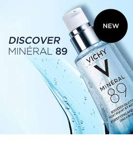 Free Vichy 89 Hydrate Sample