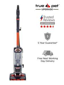 Shark DuoClean upright Vacuum cleaner with powered lift away and True Pet upgrade £199.95 @ Shark clean (NV801UKT)