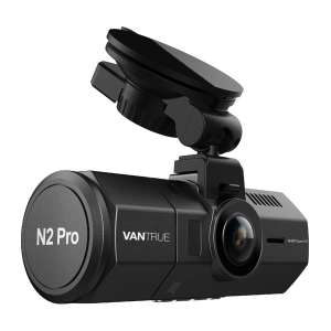 Vantrue N2 Pro HD Dual Front & Rear Dash Cam £129.99 + potential free GPS @ Amazon
