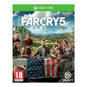 Far Cry 5 Xbox One (New/Sealed) £27.50 Delivered @ Tesco/eBay
