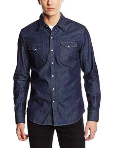 Levi's Men's Barstow Western Casual Shirt £28.00 @ Amazon