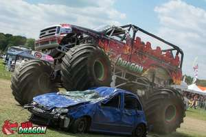 Motor Show Festival of Wheels, Ipswich 4-5 Aug £5.24 with code @ Groupon