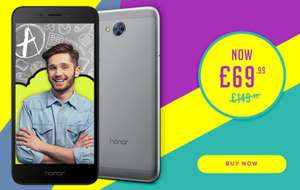 Super deal Honor 6A £69.99 / £76.91 delivered @ Hihonor