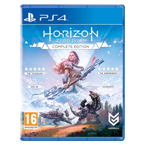 Horizon Zero Dawn Complete Edition £19.99 @ Monster-shop