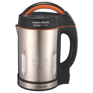 Morphy Richards soupmaker - found in Tesco Extra Royston for £31.50