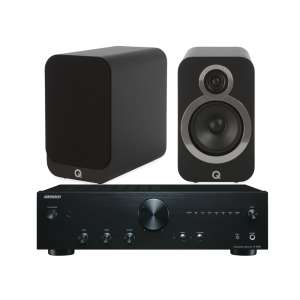 Q Acoustics 3020i + Onkyo A-9010 (Best speakers, best amp) £399.99 @ Exceptional Audio Visual
