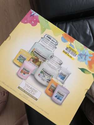 Yankee Candle Home Inspiration Collection. £6 @ Tesco