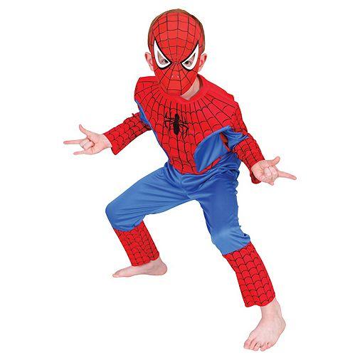 Kids Spider-Man suit - L. Was £16 now £3.50 @ Tesco Direct