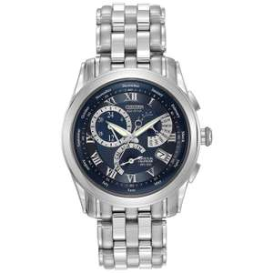 Citizen BL8000-54L Men's Calibre 8700 Eco-Drive Bracelet Strap Watch £99 @ John Lewis