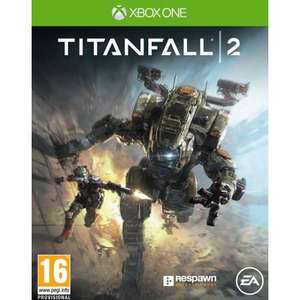 Titanfall 2 for Xbox One £4.21 using code WEEKEND15 at TheGameCollection