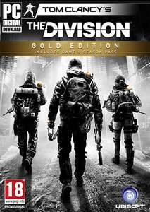 Tom Clancy's The Division - Gold Edition [PC Code - Uplay] @ Amazon - £14.99