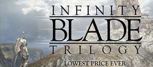 Infinity Blade trilogy by Epic Games the developer behind FORTNITE! £5.99 each reduced to 99p... save 83% @ iTunes