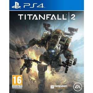 Titanfall 2 for PS4 £5.06 with code WEEKEND15 at TheGameCollection