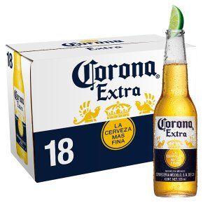 Mmm Beer..18 Corona for £15.00 @ Waitrose