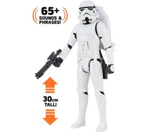 Star Wars Interactech Imperial Stormtrooper Figure £2.99 @ Argos