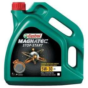 Castrol Magnatec Stop-Start 5W-30 A5 4L - £23 @ Asda. C2 and c3 versions of 5w30 available also at same price