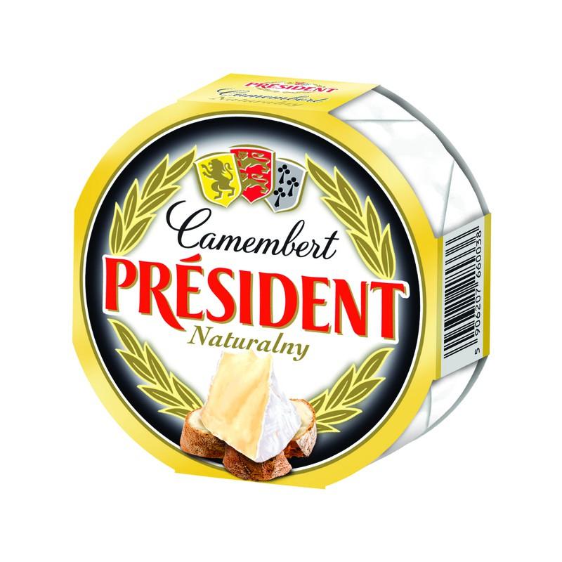 President Camembert 120g £0.30 at Heron