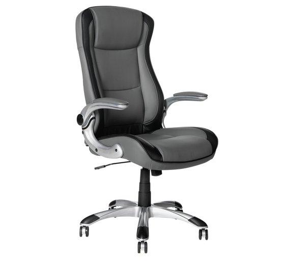 HOME Dexter Adjustable Office Chair - Grey - £65.99 @ Argos (C&C)