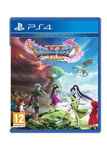 Dragon quest XI edition of light on PS4 - £37.85 @ Base