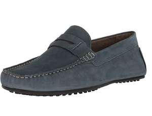 Hush Puppies Men Vastus Penny Loafers amazon prime - Size 10 - £27.40 @ Amazon