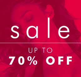 Sale Up to 70% off @ Ann Summers