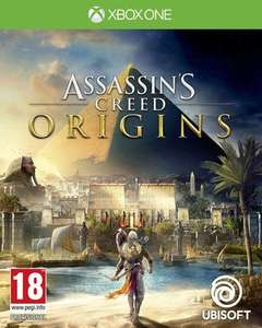 Assassin's Creed Origins Xbox One £12.63 Preowned @ Music Magpie