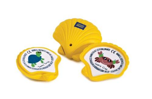 Zoggs Kids Dive and Retrieve Pool Game, Fun Clam Hunting - Yellow £4.49 Prime / £8.98 Non Prime @ Amazon - PRIME SAME DAY DEL IN SOME AREAS