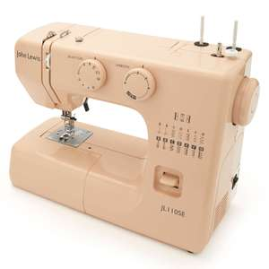 John Lewis JL110 Sewing Machine, Rose was £109 now £75 Delivered @ John Lewis